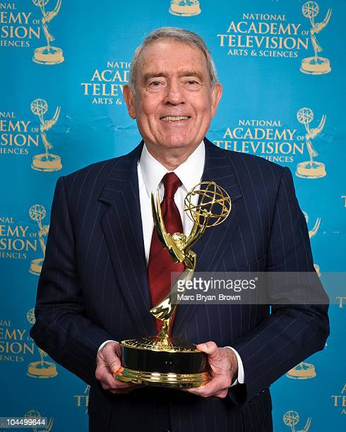 Dan Rather attends the 31st annual News & Documentary Emmy Awards at Frederick P. Rose Hall, Jazz at Lincoln Center on September 27, 2010 in New York...