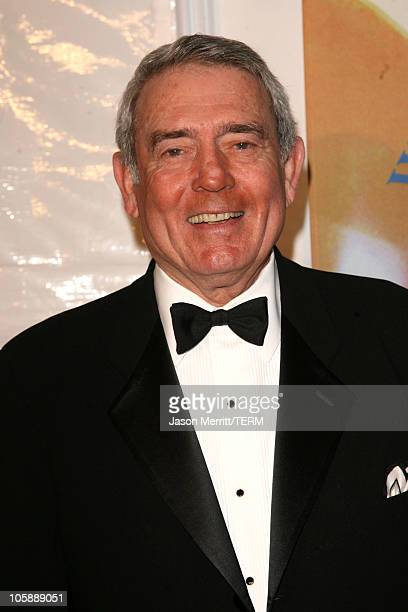 Dan Rather during 2006 Writers Guild Awards Arrivals at The Hollywood Palladium in Hollywood California United States
