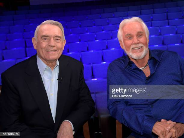 Dan Rather interviews Kenny Rogers for The Big Interview With Dan Rather airs later this Summer Interview taped at the Country Music Hall of Fame and...