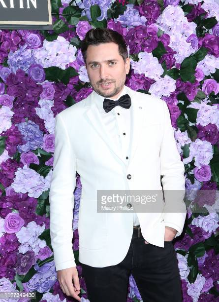 Dan Real attends The Griot Gala Oscars After Party 2019 at The District by Hannah An on February 24 2019 in Los Angeles California
