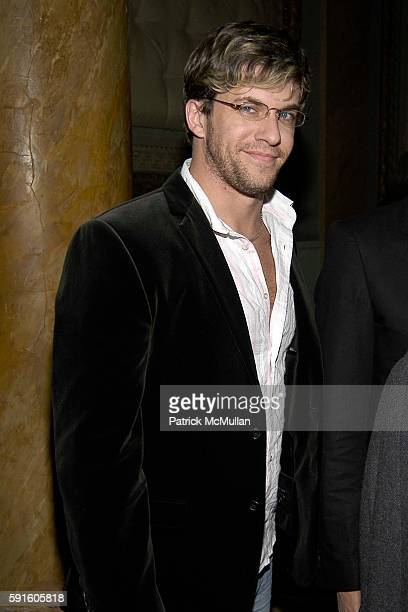 Dan Renzi attends Out 100 Awards at Capitale on November 11 2005 in New York City