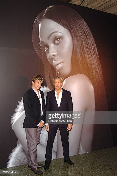 Dan Renzi Robert Duffy and Lil Kim attend AFTERPARTY for the MARC JACOBS Spring 2006 Collection Fashion Show at Cipriani 23rd Street on September 12...