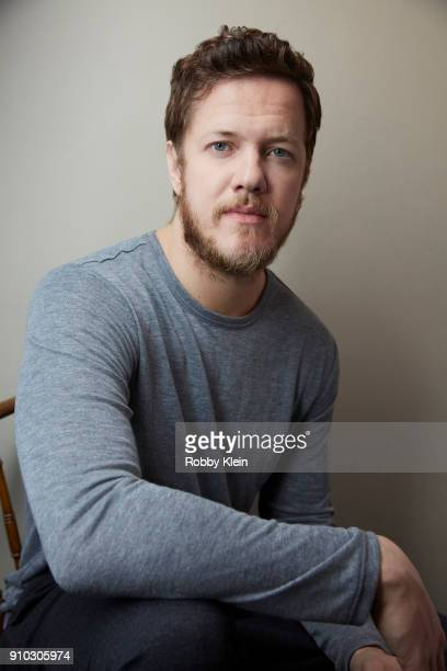 Dan Reynolds from the film 'Believer' poses for a portrait in the YouTube x Getty Images Portrait Studio at 2018 Sundance Film Festival on January 20...
