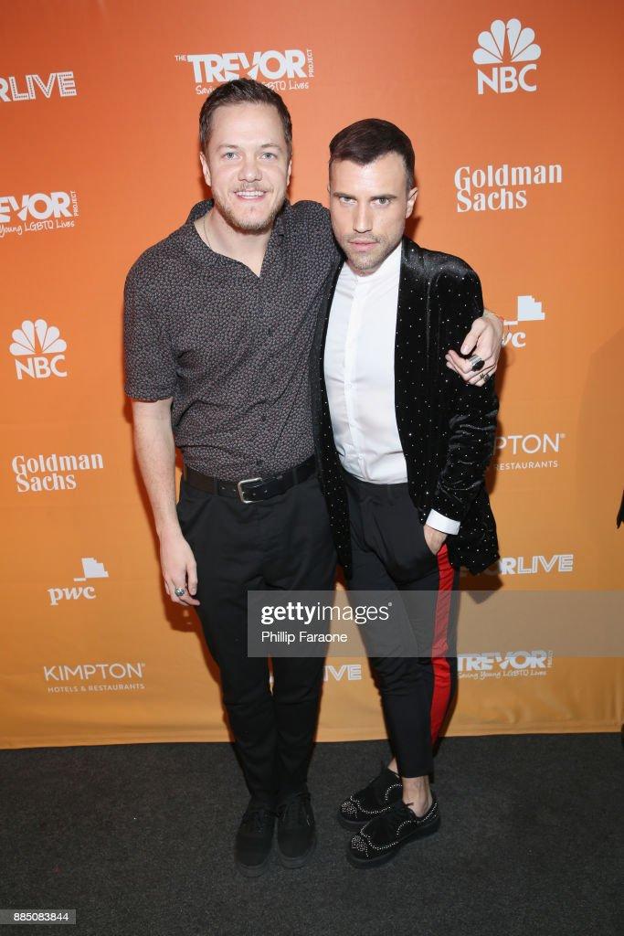 The Trevor Project's 2017 TrevorLIVE LA Gala - Backstage