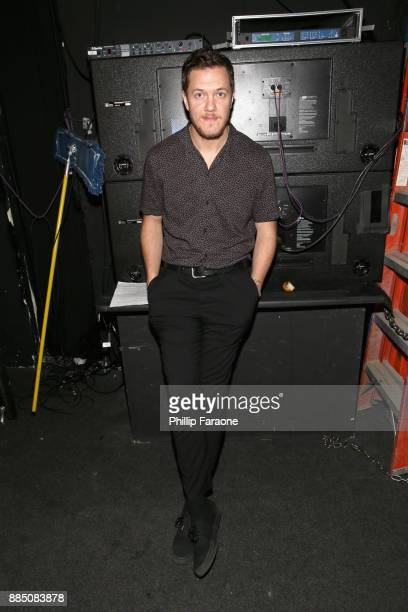Dan Reynolds of Imagine Dragons attends The Trevor Project's 2017 TrevorLIVE LA Gala at The Beverly Hilton Hotel on December 3 2017 in Beverly Hills...