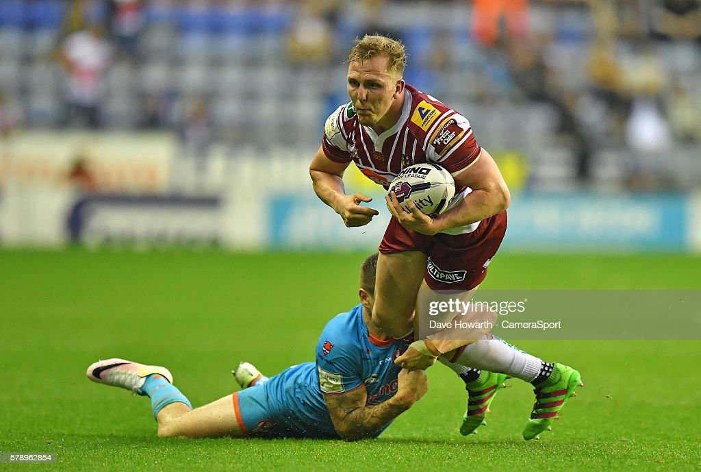Wigan Warriors v St Helens - First Utility Super League