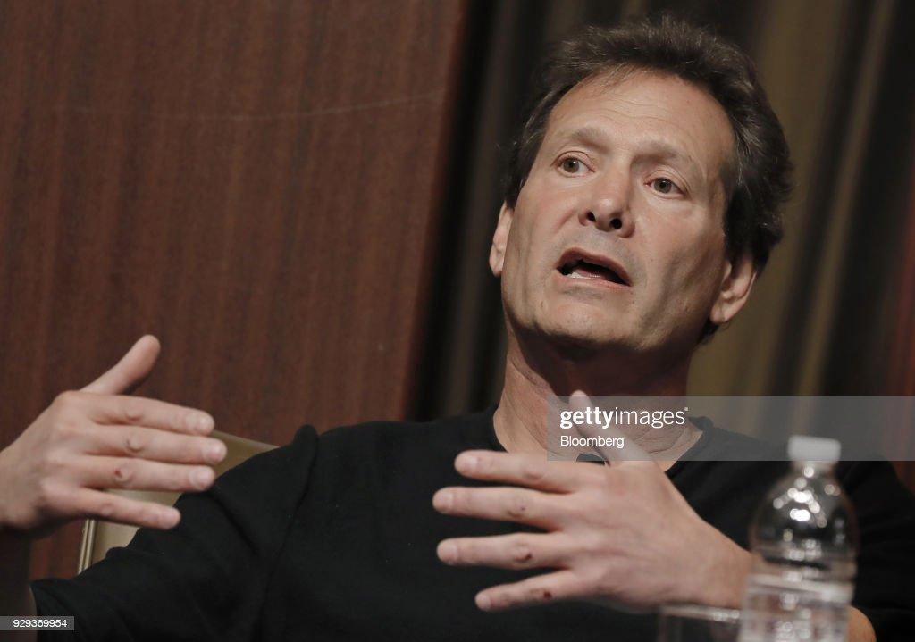 PayPal Holdings Inc. CEO Dan Schulman Speaks At ECNY Luncheon : ニュース写真