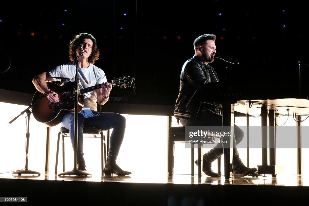 The 61st Annual Grammy Awards : News Photo