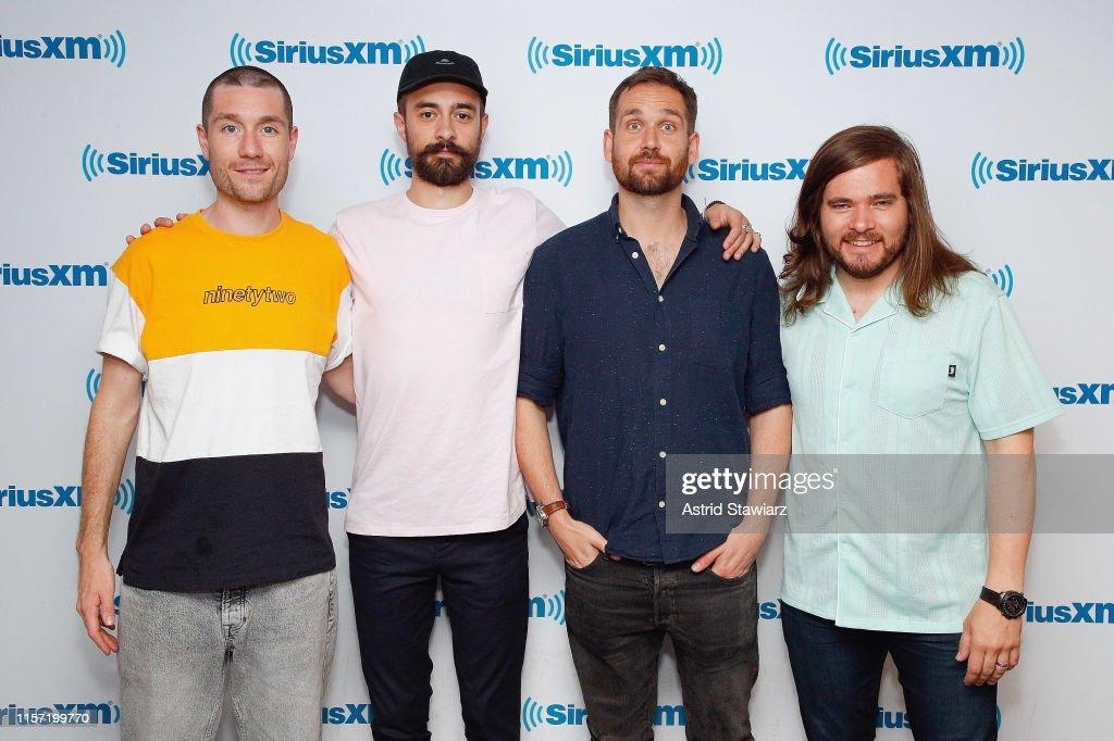 Celebrities Visit SiriusXM - June 20, 2019 : Fotografía de noticias