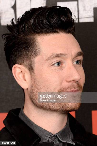 Dan Smith of Bastille attends the European Premiere of 'Bright' held at BFI Southbank on December 15 2017 in London England