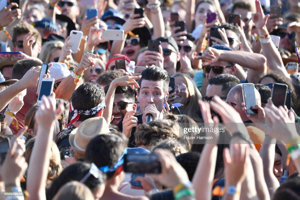 2017 Coachella Valley Music And Arts Festival - Weekend 1 - Day 2 : Fotografía de noticias