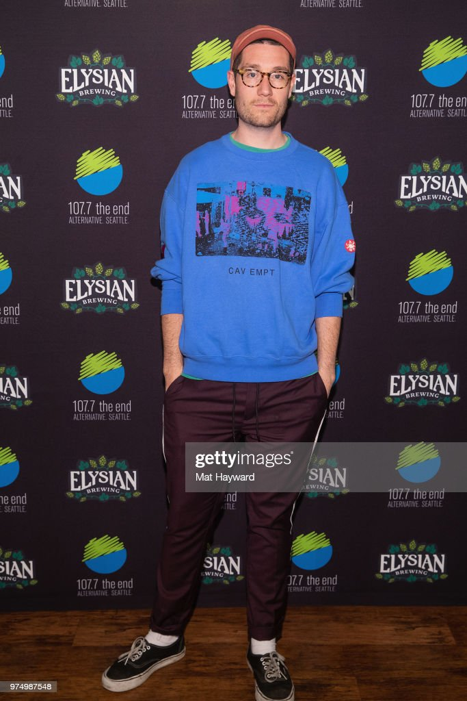 EndSession Hosted By 107.7 The End Featuring Dan Smith Of Bastille