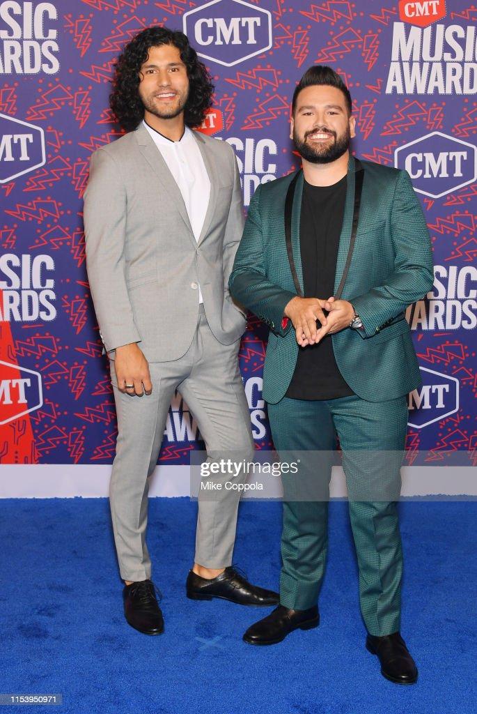 2019 CMT Music Awards - Arrivals : News Photo