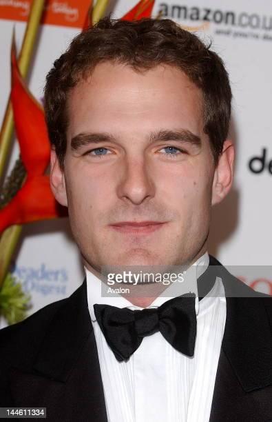 Dan Snow attending The British Book Awards Grosvenor House London March 29 2006 Ref 16030