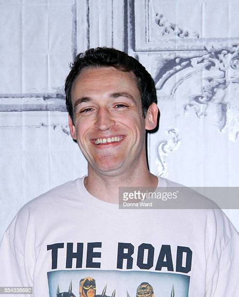 Dan Soder appears to promote his Comedy Central Not Special during the AOL BUILD Series at AOL Studios In New York on May 25 2016 in New York City