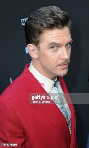Dan Stevens arrives for the LA Premiere Of FX's Legion Season 3 held at ArcLight Hollywood on June 13 2019 in Hollywood California