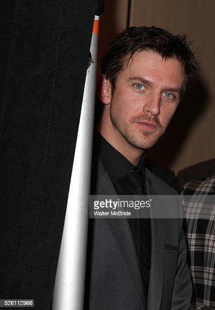 Dan Stevens attending the 24th Annual GLAAD Media Awards at the Marriott Marquis Hotel in New York City on 3/16/2013