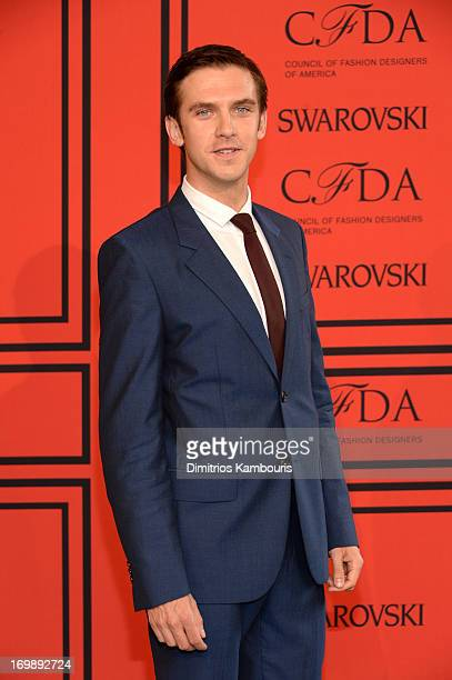Dan Stevens attends 2013 CFDA Fashion Awards at Alice Tully Hall on June 3 2013 in New York City