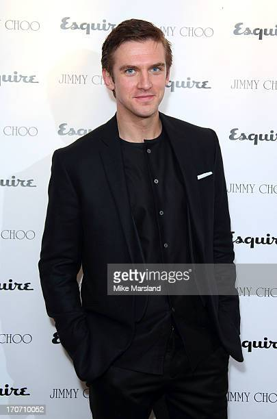 Dan Stevens attends a party hosted by Jimmy Choo & Esquire during the London Collections SS14 on June 16, 2013 in London, England.
