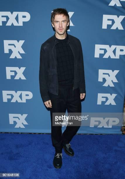 Dan Stevens attends the 2018 Winter TCA Tour FX Starwalk held at The Langham Huntington on January 5 2018 in Pasadena California