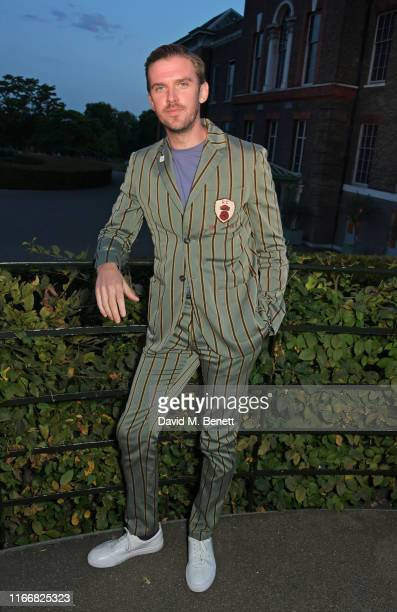 Dan Stevens attends the ATG Summer Party at Kensington Palace Gardens in celebration of Sir Ian McKellen on September 8 2019 in London England