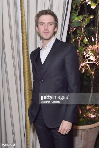 Dan Stevens attends the Cadillac Oscar Week Celebration at Chateau Marmont on March 1 2018 in Los Angeles California