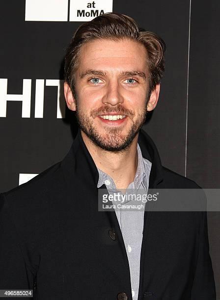 Dan Stevens attends the 'James White' New York Premiere at Museum of Modern Art on November 10 2015 in New York City