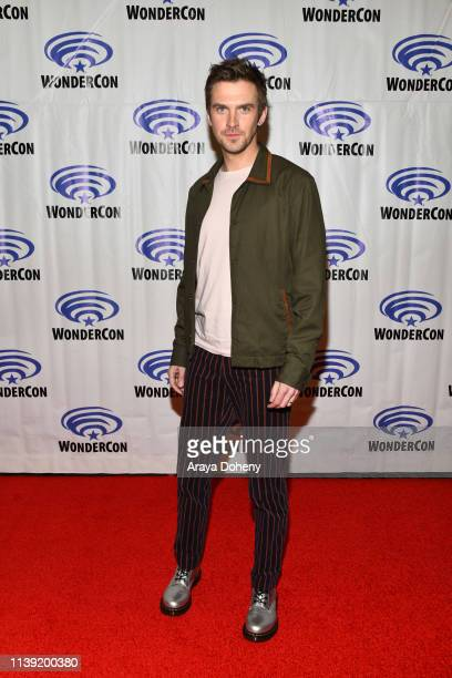 Dan Stevens attends the Legion photocall at WonderCon 2019 Day 1 at Anaheim Convention Center on March 29 2019 in Anaheim California