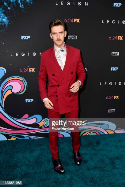 Dan Stevens attends the LA Premiere Of FX's Legion Season 3 at ArcLight Hollywood on June 13 2019 in Hollywood California