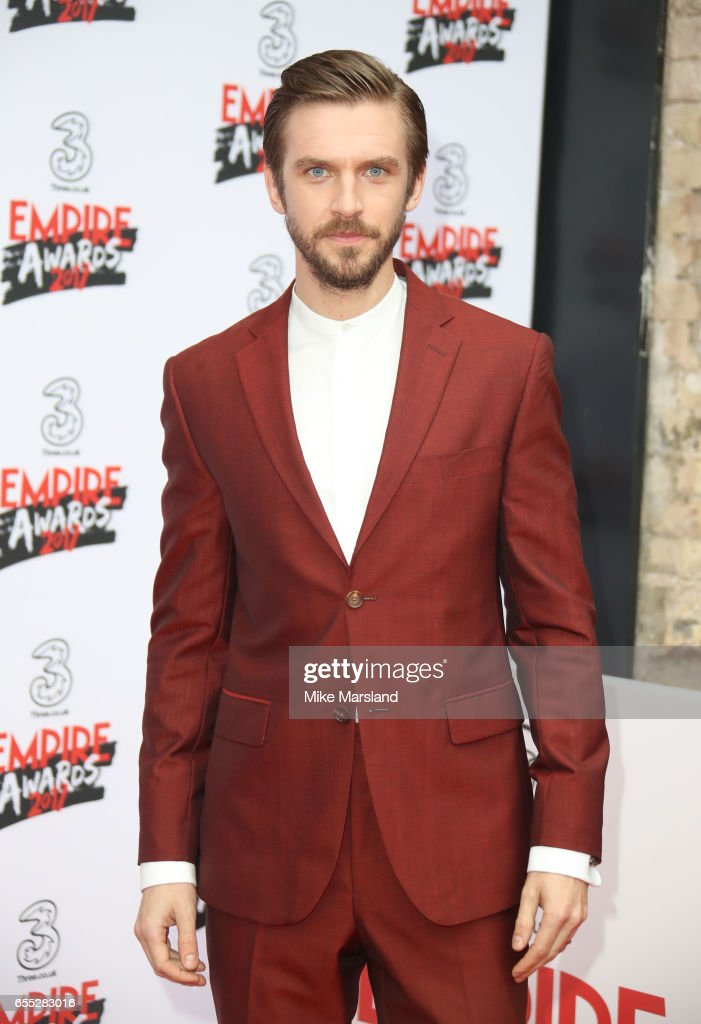 Three Empire Awards - Red Carpet Arrivals