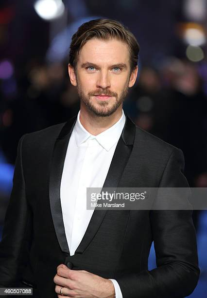Dan Stevens attends the UK Premiere of 'Night At The Museum Secret Of The Tomb' at Empire Leicester Square on December 15 2014 in London England