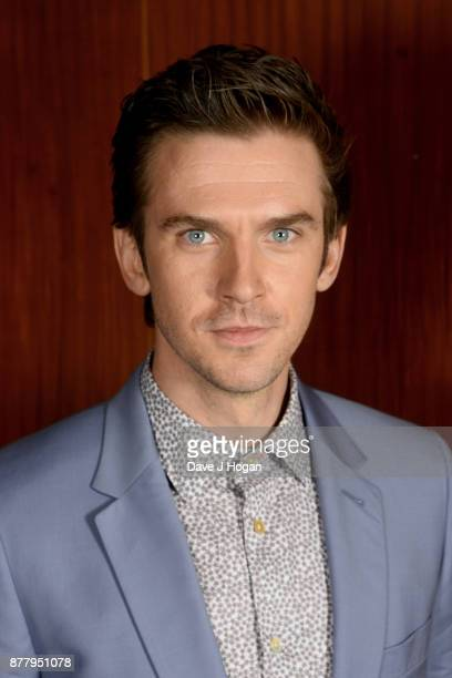 Dan Stevens attends the UK premiere of 'The Man Who Invented Christmas' at Curzon Cinema Mayfair on November 23 2017 in London England