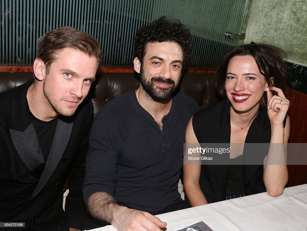 """""""Incognito"""" Opening Night : News Photo"""