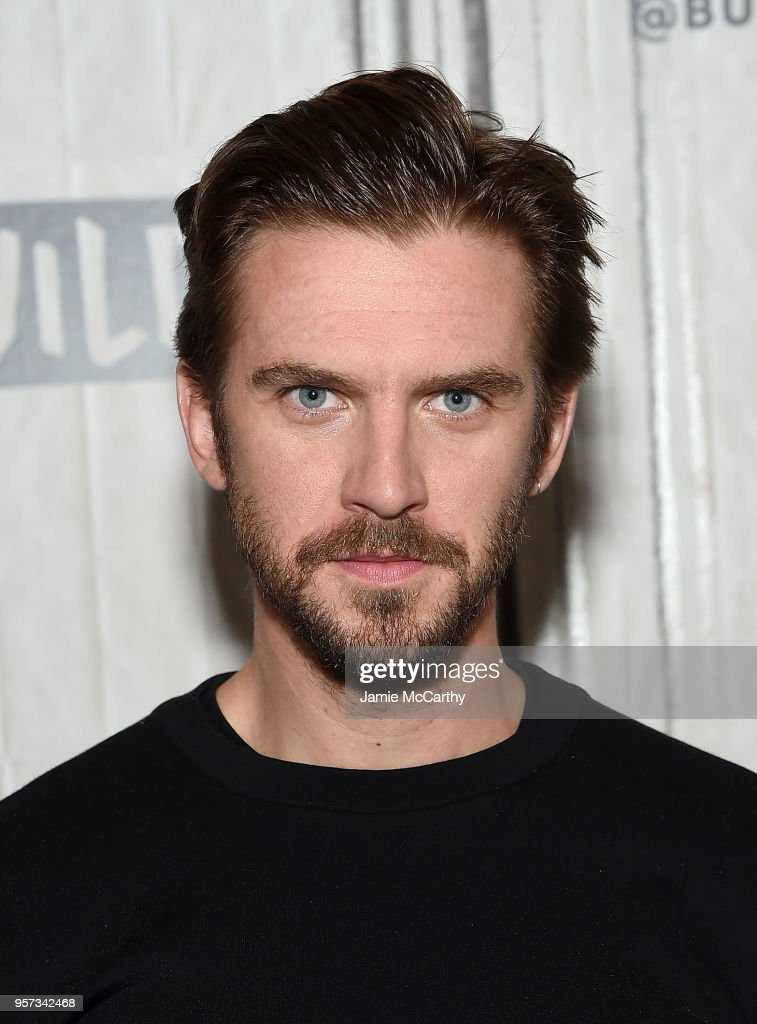 Dan Stevens visits Build series to discuss 'Legion' at Build Studio on May 11, 2018 in New York City.