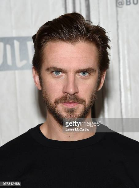 Dan Stevens visits Build series to discuss Legion at Build Studio on May 11 2018 in New York City