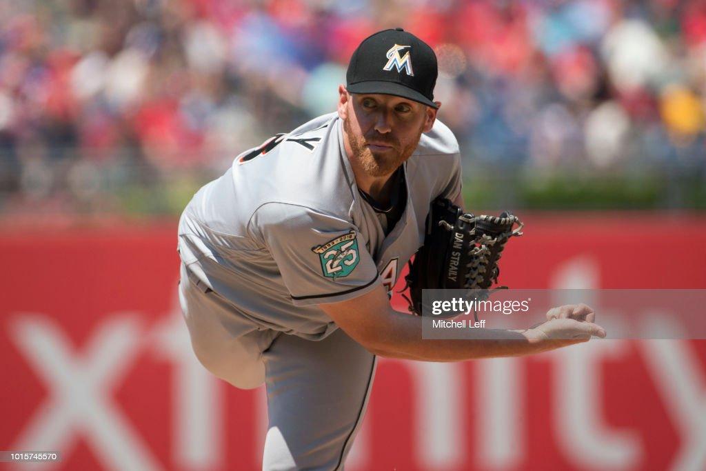 Miami Marlins v Philadelphia Phillies : News Photo