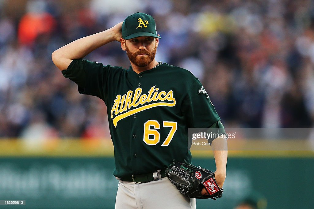 Division Series - Oakland Athletics v Detroit Tigers - Game Four