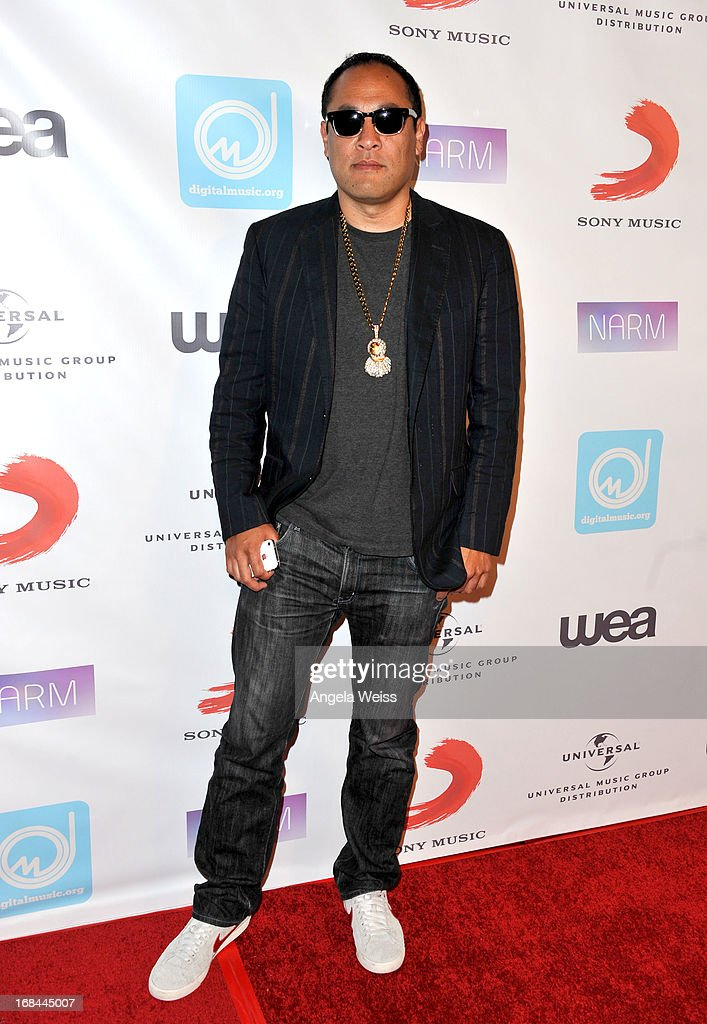 NARM And Digitalmusic.org Music Biz 2013 Red Carpet And Awards : News Photo