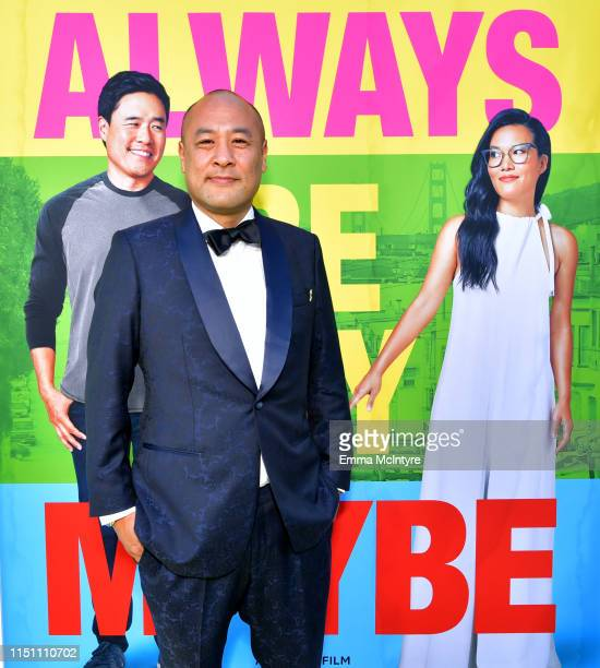 Dan the Automator attends the world premiere of Netflix's 'Always Be My Maybe' at Regency Village Theatre on May 22 2019 in Westwood California