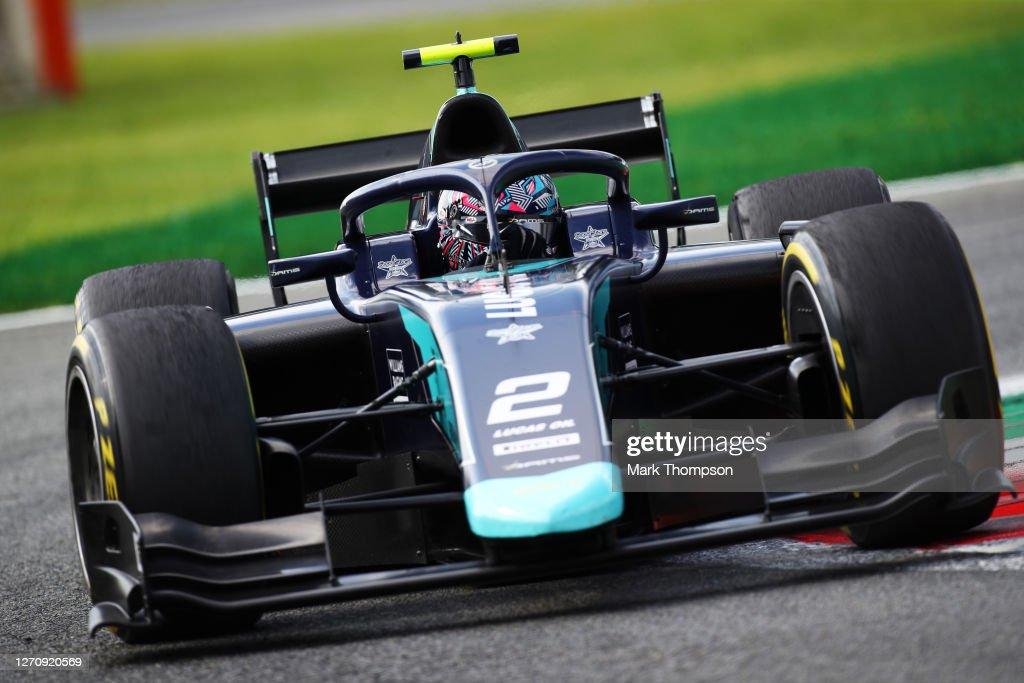 Formula 2 Championship - Round 8:Monza - Sprint Race : News Photo