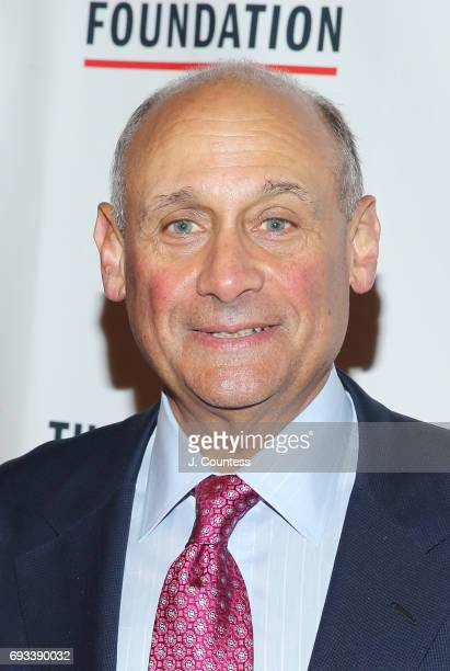 Dan Tishman attends the 2017 Gordon Parks Foundation Awards Gala at Cipriani 42nd Street on June 6 2017 in New York City