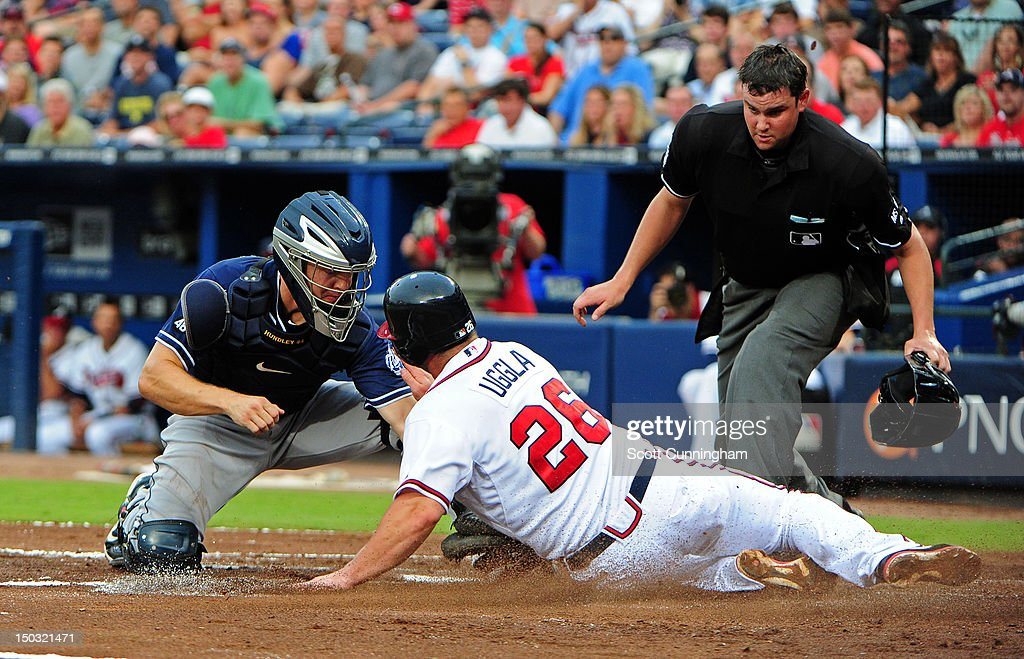 San Diego Padres v Atlanta Braves : News Photo