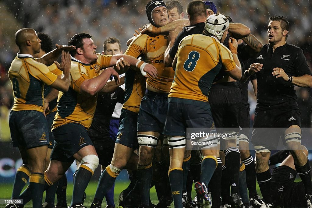 2007 Tri Nations - New Zealand v Australia