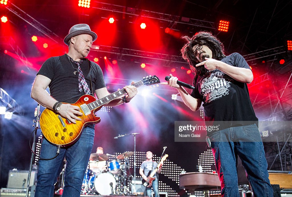 Counting Crows In Concert - New York, New York