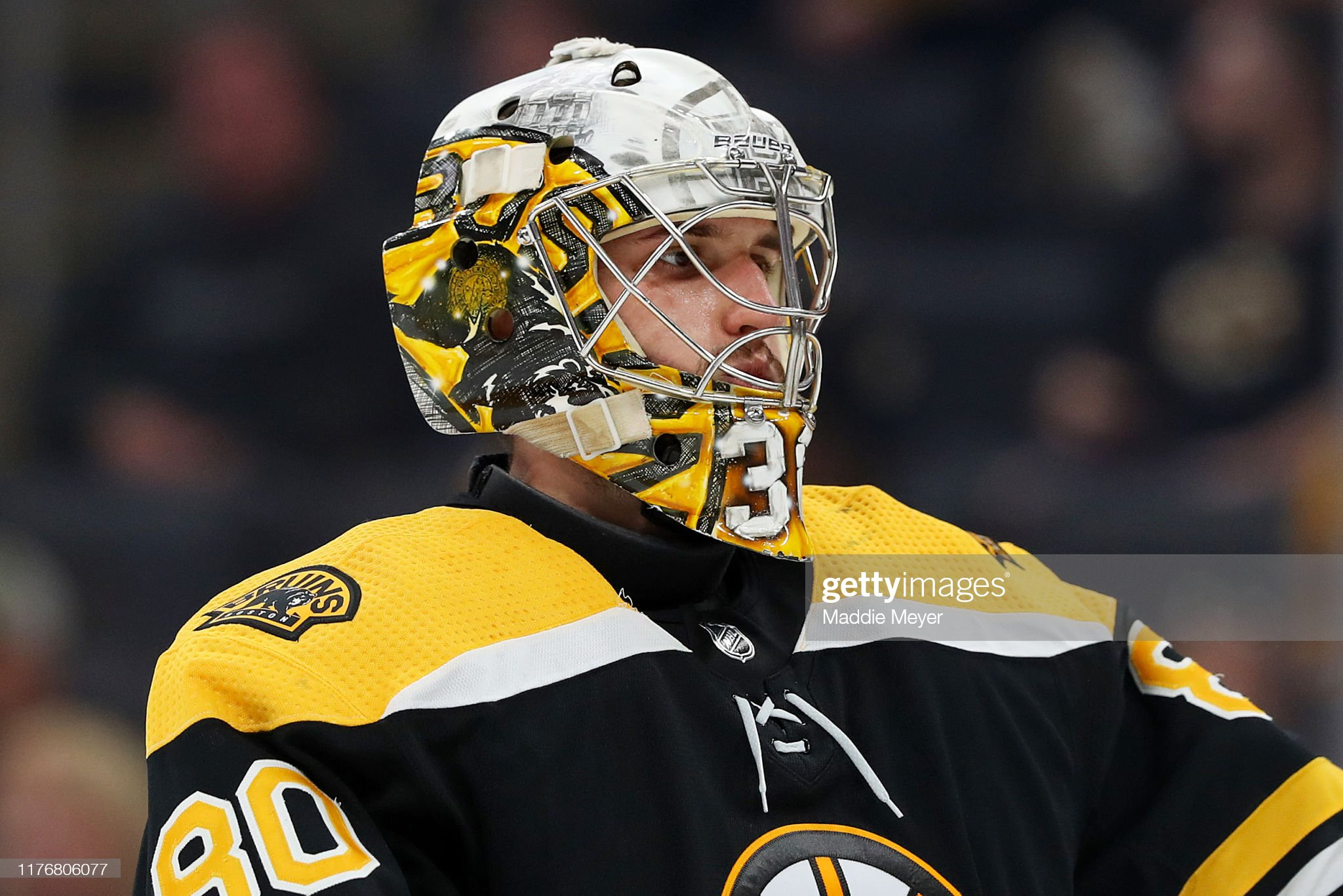 dan-vladar-of-the-boston-bruins-looks-on