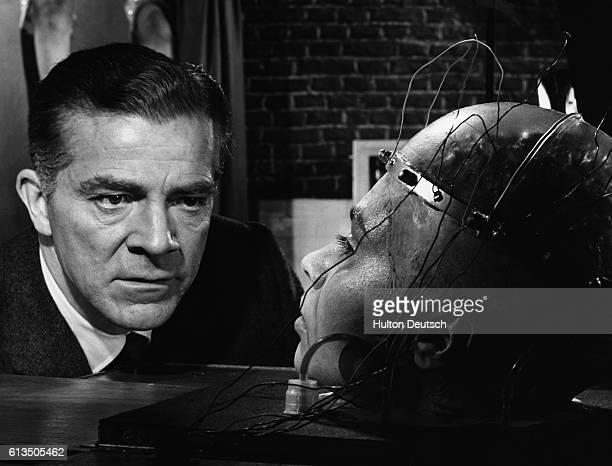 Dana Andrews In The Frozen Dead 1966 She Lost Her Head to Dana Andrews Kathleen Breck as the American college girl whose severed head is kept alive...