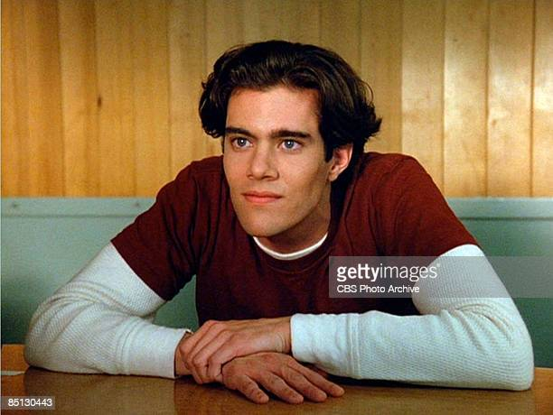 Dana Ashbrook as Bobby Briggs in the pilot episode of Twin Peaks 1990