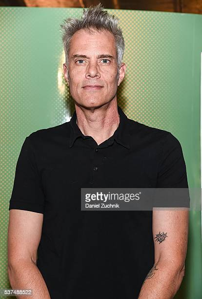 Dana Ashbrook attends the 'Hitler's Folly' New York Premiere at SVA Theatre on June 1 2016 in New York City