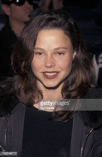 Dana Barron attends the premiere of Clubland on April 12 1999 at the Cecci Gori Theater in Beverly Hills California
