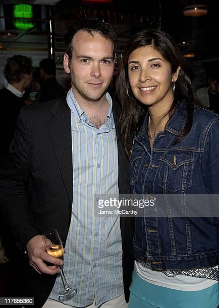 Dana Brunetti, President of Trigger Street Productions, and Johanna Argan
